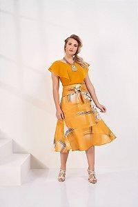 Conjunto Luana Amarelo 15209 Fascíniu's
