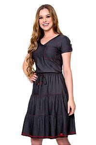 Vestido Isabella Rosa 60641 Hapuk