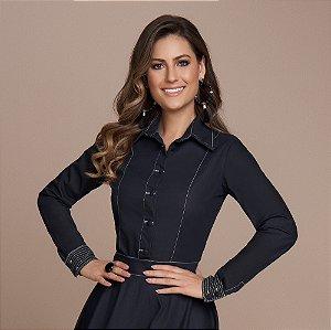 Camisa Jaqueta Jeans 5310 - Titanium