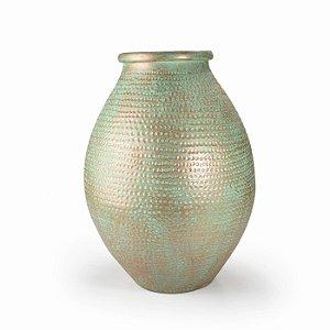 Vaso de Chão Wayan - Terracota