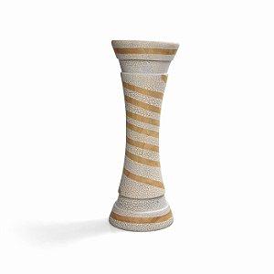 Vaso Decorativo Imperial Snake