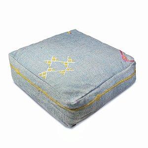 Capa de Futon Catus Silk II - Marrakesh - Washed Grey