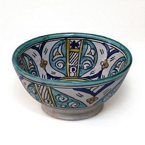 Bowl Marroquino Mashub | 9x19 cm