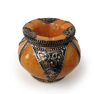 Cinzeiro Berbere Safi | 9,5x11,5 cm