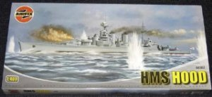 AirFix - HMS Hood - 1/400