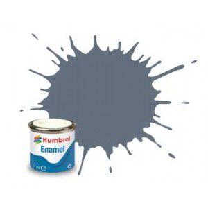 Humbrol - Enamel 144 - Intermediate Blue - Matt