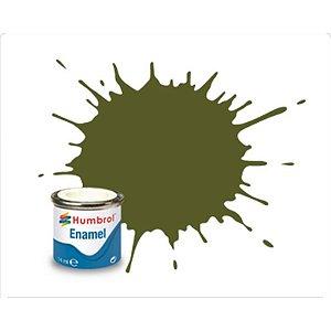 Humbrol - Enamel 149 - Dark Green - Matt
