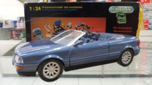 Shabak - Audi Cabrio -1/24 (Sucata)