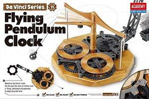 Academy - Da Vinci's Flying Pendulum Clock