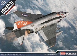 "Academy - USMC F-4J Phantom II ""VMFA-232 Red Devils"" - 1/72"