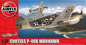 AirFix - Curtiss P-40B Warhawk - 1/72