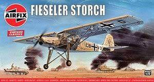 AirFix - Fieseler Storch - 1/72