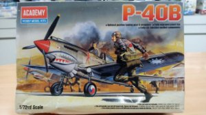 Academy - P-40B - 1/72 (Sucata)
