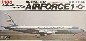 Doyusha - Boeing 707 Air Force One - 1/100 (Sucata)