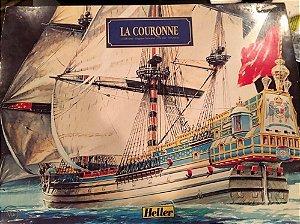 Heller - La Couronne - 1/200 (Sucata)