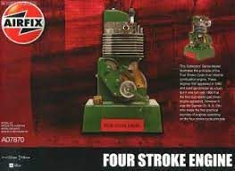 AirFix - Four Stroke Engine (Sucata)