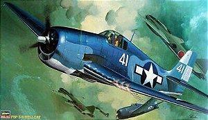 Hasegawa - F6F-3/5 Hellcat - 1/32 (Sucata)