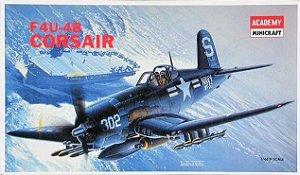 Academy/Minicraft - F4U-4B Corsair 1/48 (Sucata)