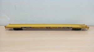 Athearn - Vagão Prancha TTX150869 Trailer Train - HO
