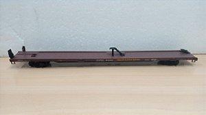 Athearn - Vagão Prancha SP513010 Trailer Flatcar Service - HO