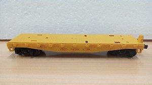 """Atma - Vagão Prancha X159 """"Union Pacific"""" - HO"""