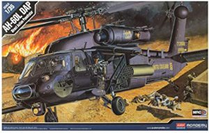 Academy - AH-60L Double Action Penetrator (DAP) Black Hawk - 1/35