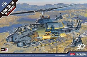 "Academy - USMC AH-1W ""NTS Update"" - 1/35"