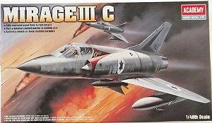 Academy - Mirage IIIC - 1/48
