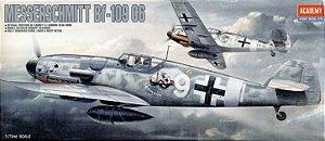 Academy - Messerschmitt Bf109G-6 - 1/72