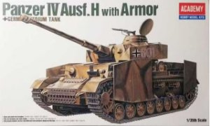 Academy - Panzer IV Ausf. H with Armor - 1/35
