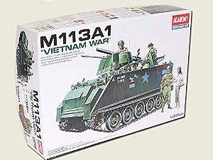 """Academy - M113A1 """"Vietnam War"""" - 1/35"""