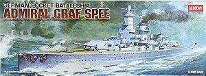 Academy - German Pocket Battleship Admiral Graf Spee - 1/350