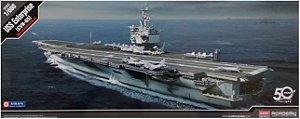 Academy - USS Enterprise CVN-65 - 1/600