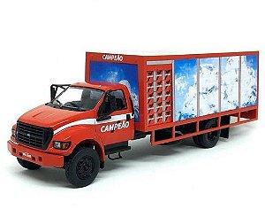 Ixo - Caminhão Ford F-12000 - Bebidas Campeão - 1/43