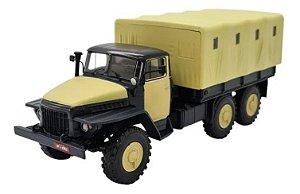 Ixo - Caminhão Ural 375 - Exército - 1/43