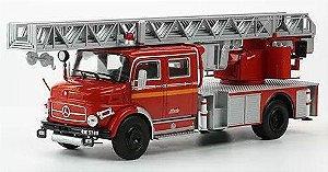 Ixo - Caminhão Mercedes-Benz L1519 (1976-1989) - Bombeiros - 1/43