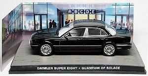 Coleção James Bond 007 Eaglemoss - Daimler Super Eight - 007: Quantum of Solace - 1/43
