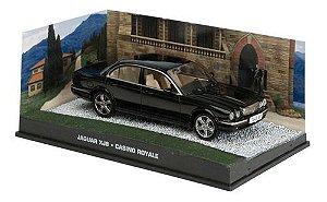 Coleção James Bond 007 Eaglemoss - Jaguar XJ8 - 007: Cassino Royale - 1/43