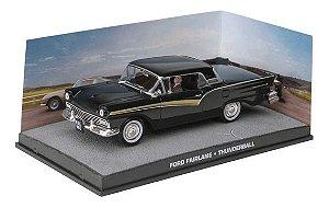 Coleção James Bond 007 Eaglemoss - Ford Fairlane - 007 Contra a Chantagem Atômica - 1/43