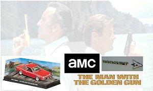 Coleção James Bond 007 Eaglemoss - AMC Hornet - 007 contra o Homem Com a Pistola de Ouro - 1/43