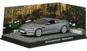 Coleção James Bond 007 Eaglemoss - Aston Martin DBS - 007: Cassino Royale - 1/43
