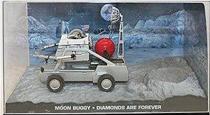 Coleção James Bond 007 Eaglemoss - Moon Buggy - 007: Os Diamantes São Eternos - 1/43