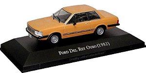 Ixo - Ford Del Rey Ouro 1982 - 1/43