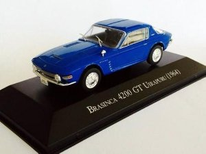 Ixo - Brasinca 4200 GT Uirapuru 1964 - 1/43
