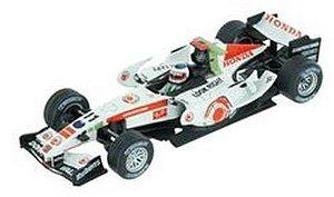 Coleção Lendas Brasileiras do Automobilismo Eaglemoss - Honda RA106 2006 - 1/43