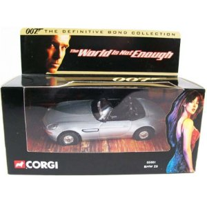 CORGI - 007 The World is not Enough (BMW Z8) - 1/36