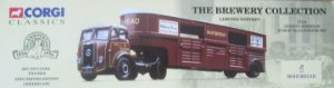 CORGI - Seddon Atkinson Horse Transporter Set - 1/50