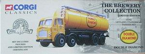 CORGI - Leyland Cylindrical Tanker Set - 1/50
