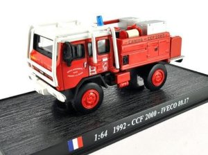 Ixo - Caminhão CCF 2000 Iveco 80.17 - 1/64