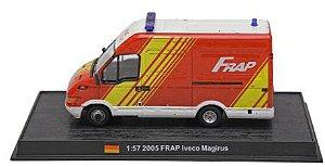 "Ixo - Iveco Magirus ""FRAP"" - 1/57"